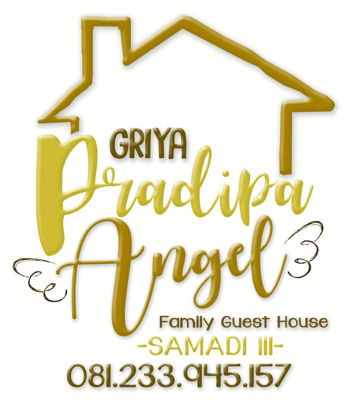 Griya pradipa angel family guest house in batu