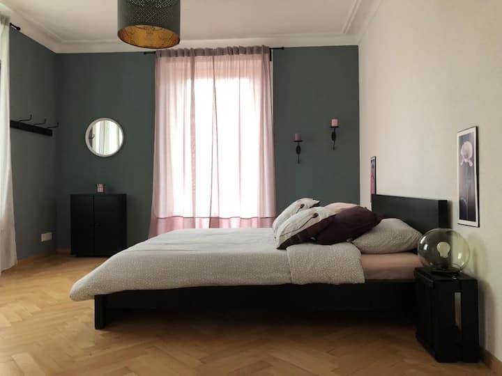 Appartement Douc'heures (70m2 avec balcon)