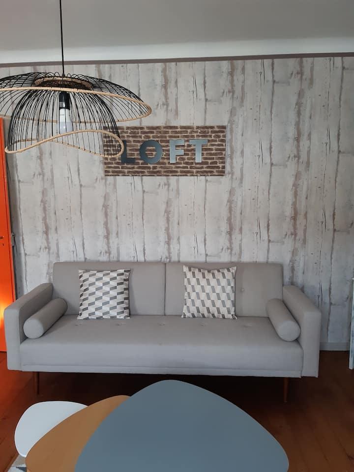 Appartement meublé et neuf