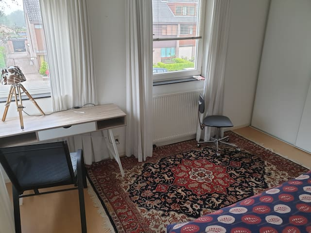A Nice Room Close to City Center and Goffert