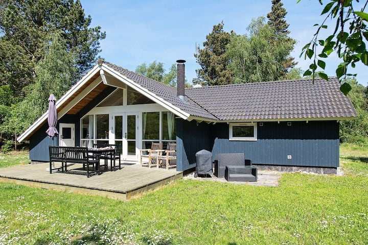Stylish Holiday Home in Nykøbing Sjælland with Terrace