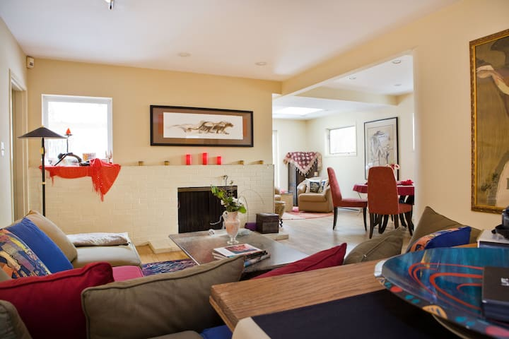 Quiet, peaceful, residential home - Silver Spring - House