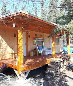 Marshal Creek Cabins Haines Junction Yukon