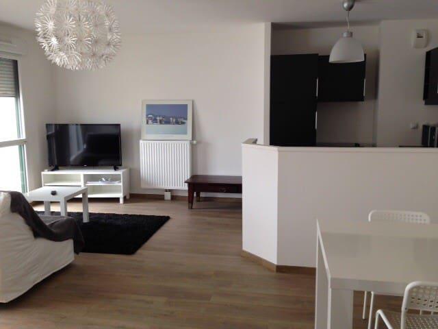 Bel appartement 3p à Saint Brévin proximité plage
