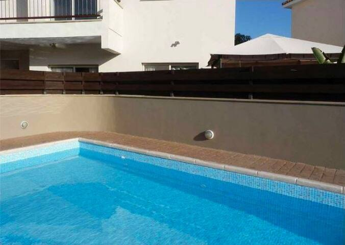 2b Ground floor Garden Apt with pool - Pyrgos - Limassol - Apartment