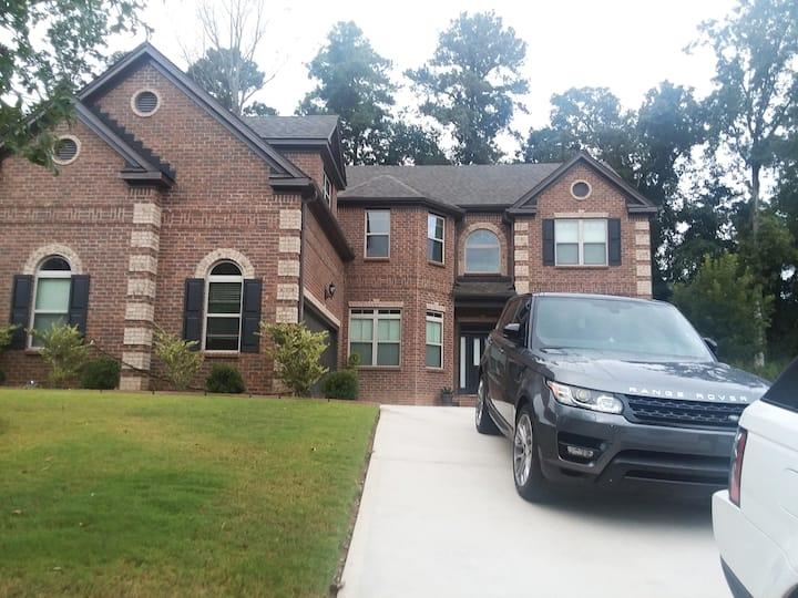 Atlanta House 2745  SUPER BOWL