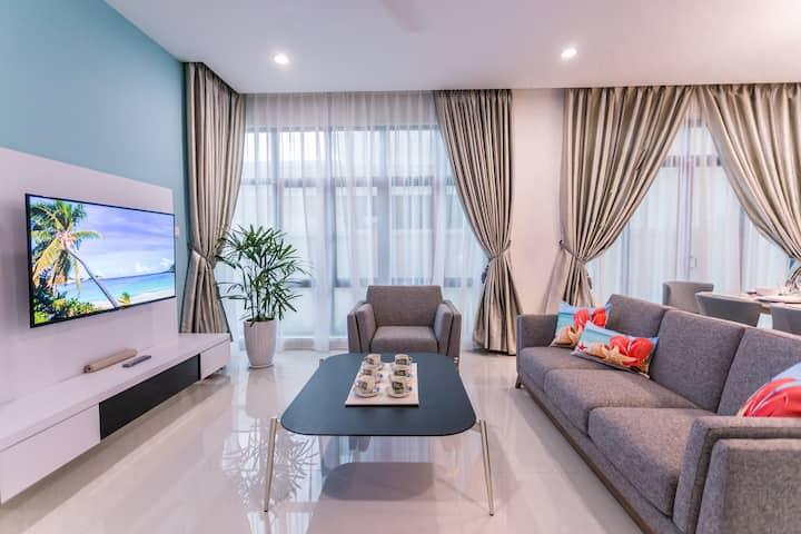 Modern Luxury Holiday Home (3350SqFt)@ PR No.16