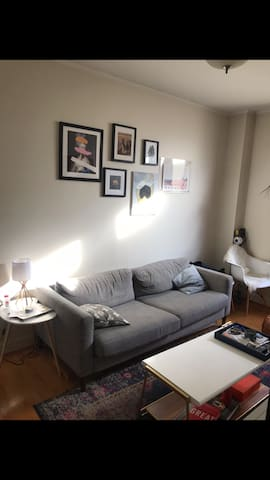 Room in the heart of Manhattan