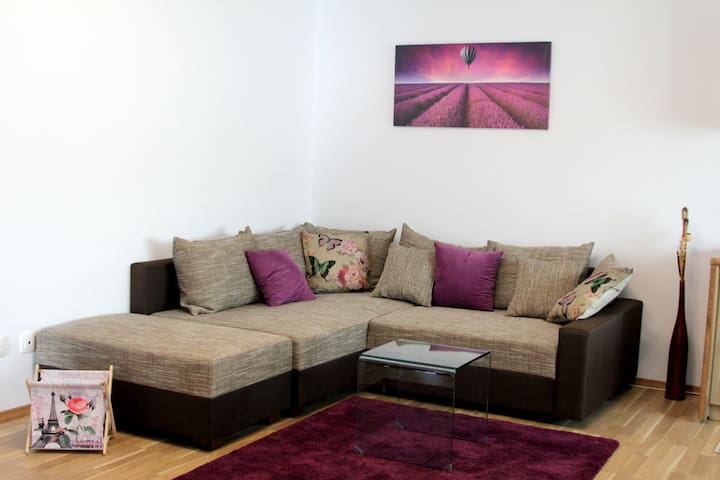 NEW Generous LUX Apartment - North Area (3) - București - Квартира
