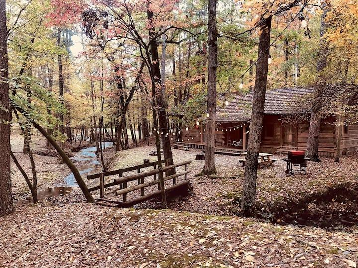 """""""Creekside Cabin"""" at Bean Creek"""