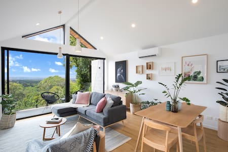 Treetops Noosa -  Studio with ocean views