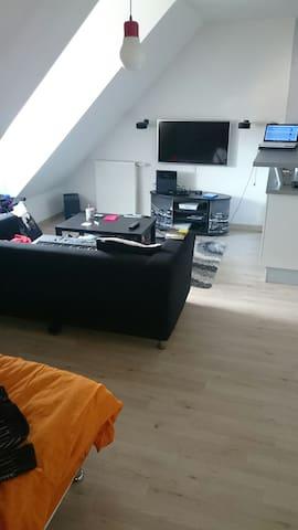 Beau studio tout équipé avc parking - Vauréal - Apartment