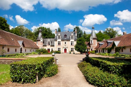 Chambre du Baron - Cheverny - Castelo