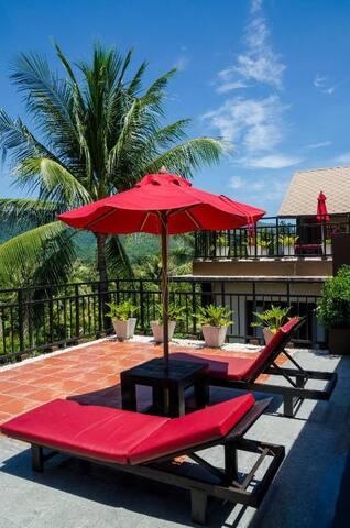 Kirikayan Luxury -Penthouse Suite