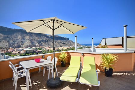 Holiday apartment in Mogan
