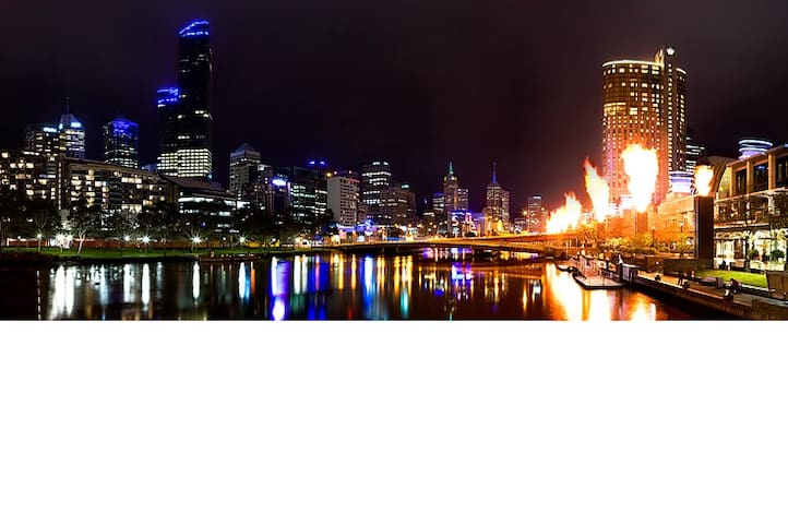 #BED 5@Urban Paradise in Melbourne 10min from CBD - Richmond - Bed & Breakfast