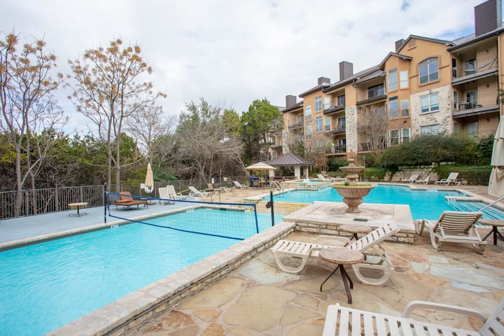 OPEN POOL | Extended Stay | Lux 2B North ATX Condo