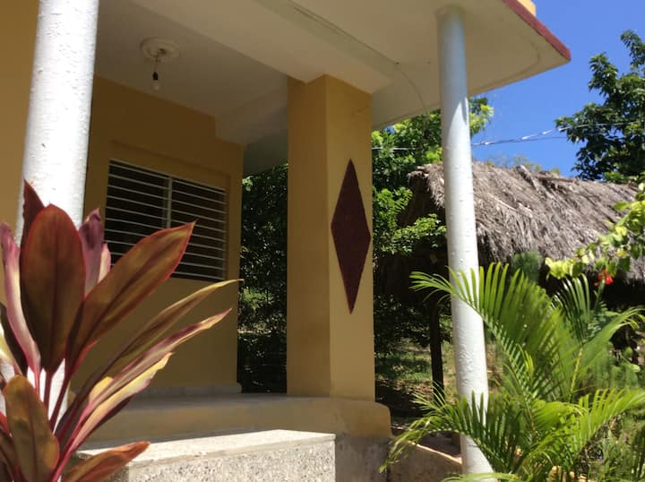 Casa Nispero in beautiful Santiago de Cuba!