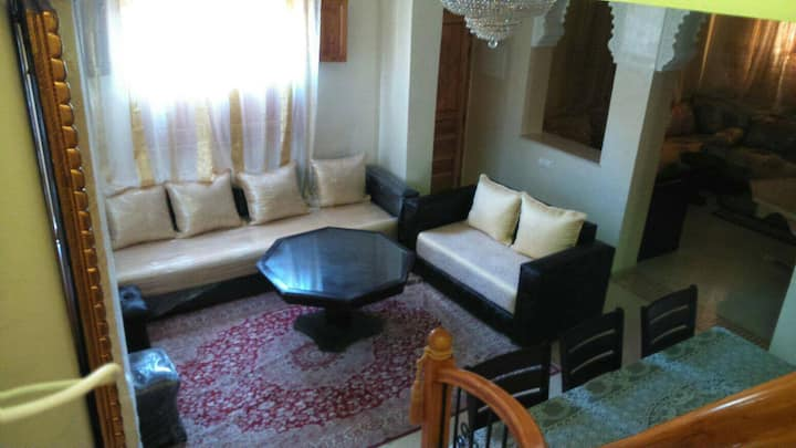 Riad house Marrakech Hivernage