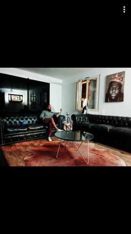 Appartement luxueux pour pas cher