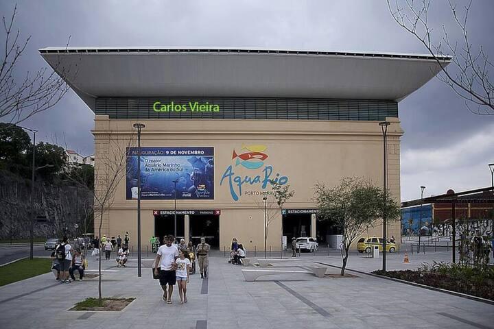 Aqua Rio subway