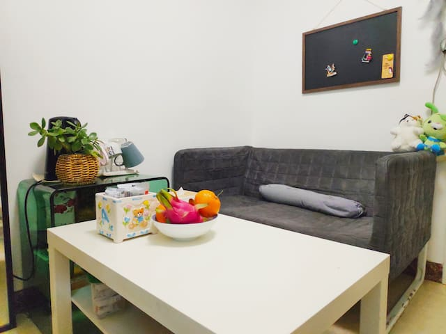 三元桥/太阳宫/西坝河/国展舒适大床卧室/近地铁站 cozy room in Beijing
