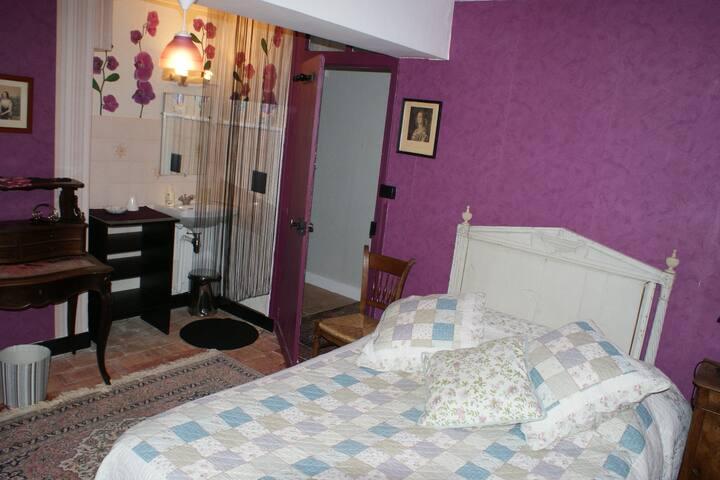 Chambres près de SAUMUR