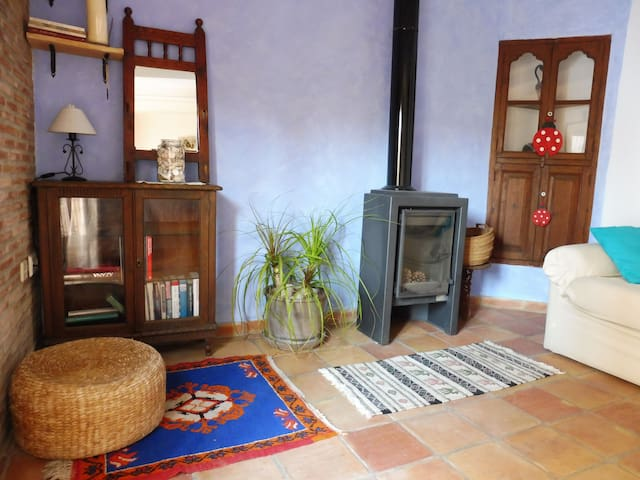 Cosy studio in historical center - Calpe - Apartemen