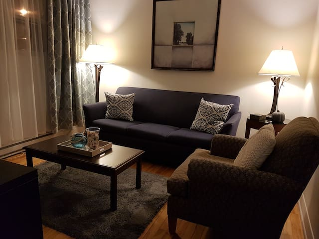 Newly Renovated, Cozy Apartment in the Plateau