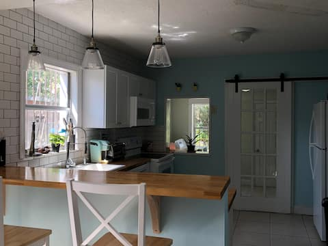 Centrally-Located Miami Home