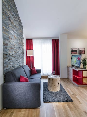 40 m² holiday apartment in Bad Hofgastein for 4 persons - Bad Hofgastein