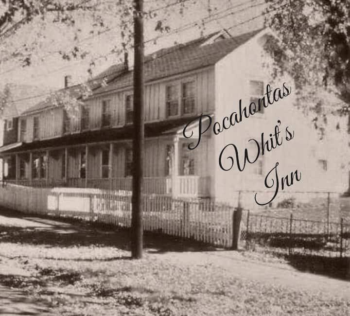 Historic Pocahontas Whit's Inn -