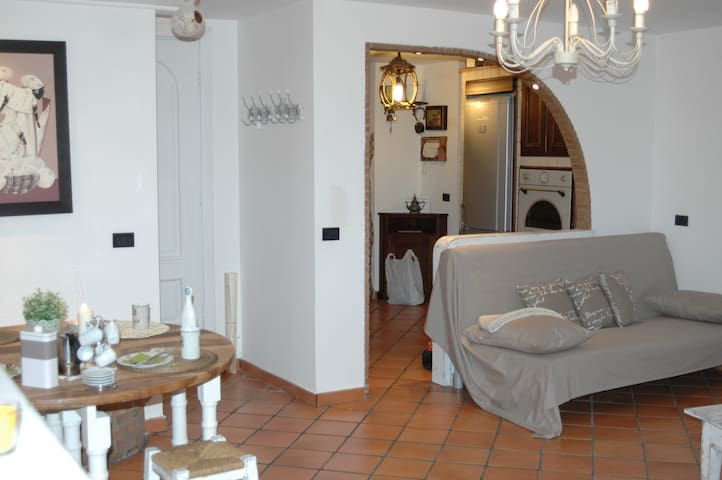 Romamonamour ..... Come a casa.... - Rome - Appartement