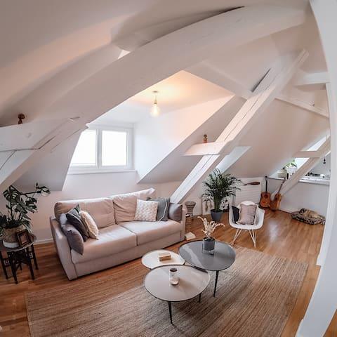 Beautiful | Cosi | 1BR apartment | Montreux