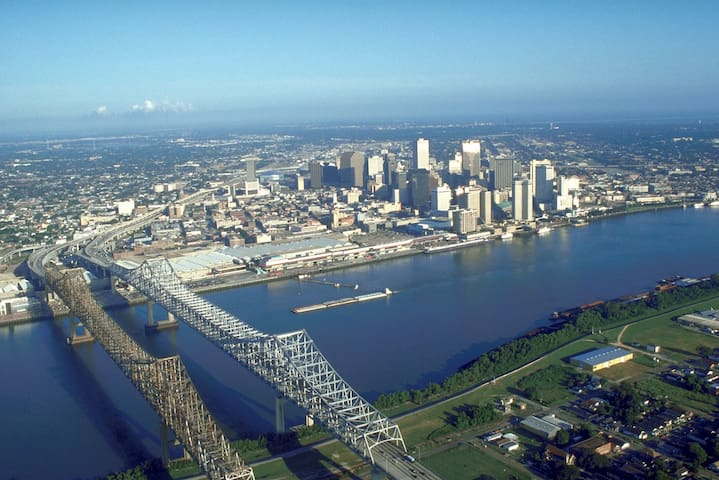 Min to French Quarter/Superdome/Convention Center - New Orleans - Haus