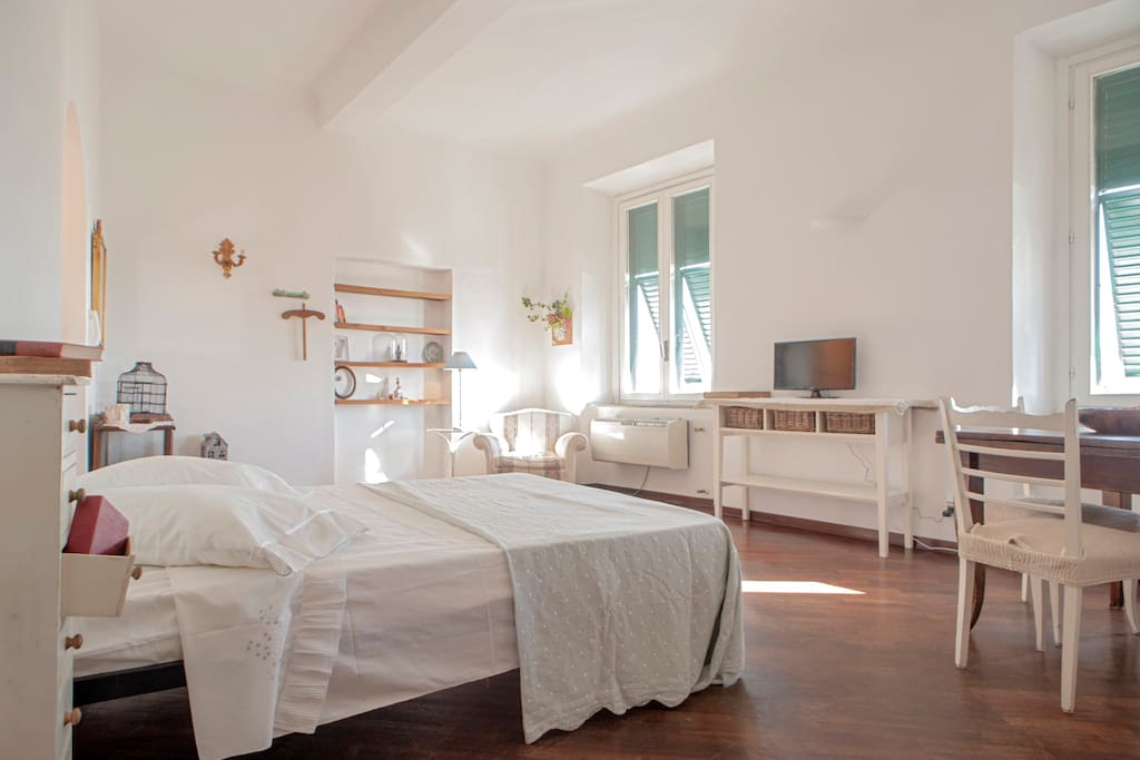 Letto matrimoniale / double bed room