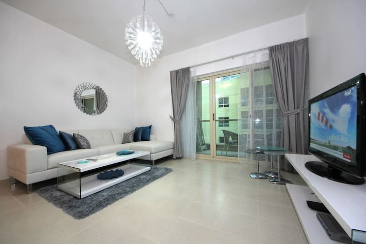 Pleasant 1 BR - Al Arta 2 - Greens - Dubai - Apartmen