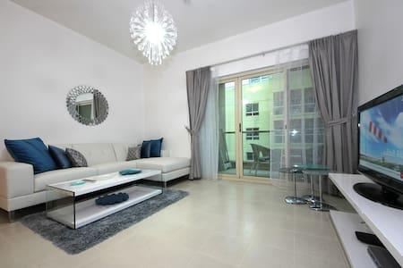 Pleasant 1 BR - Al Arta 2 - Greens - Dubai - Appartement