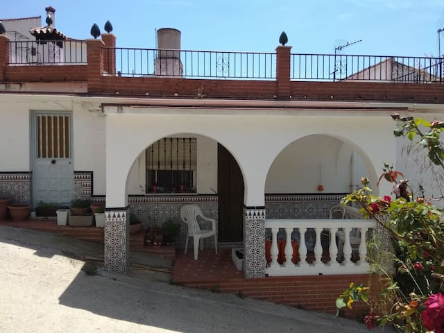 Linda casita rural