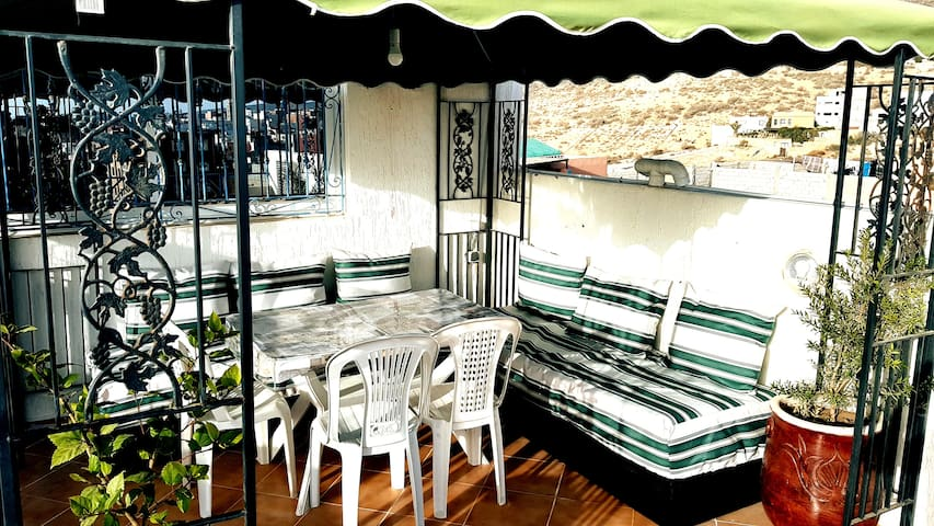 Luxury studio for the couple Free terrace &parking