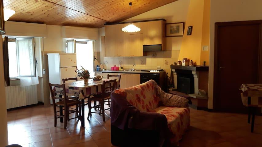 angolo incontaminato di Toscana x 4 - Popiglio - Appartement