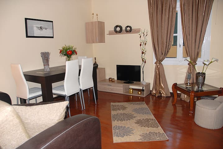 SPACIOUS FAMILY HOME-mesonet -apartment- THEODORA - Nafplio