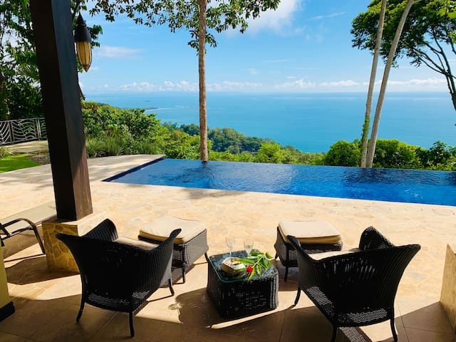Incredible Ocean & Jungle Views & Private Pool