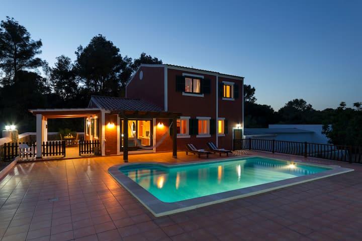 Menorca countryside house Villa Manu