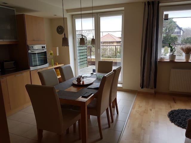 Very cozy and fresh apartment in Gdynia - Gdynia - Daire