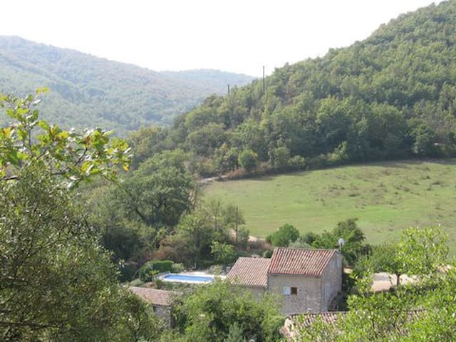 Le Moulinas - Valvignères - House