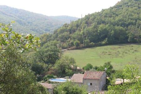 Le Moulinas - Valvignères - Talo