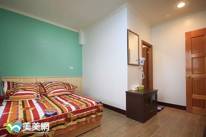 阿里山住宿-茶園雙人甜蜜套房  - Zhuqi Township - Talo