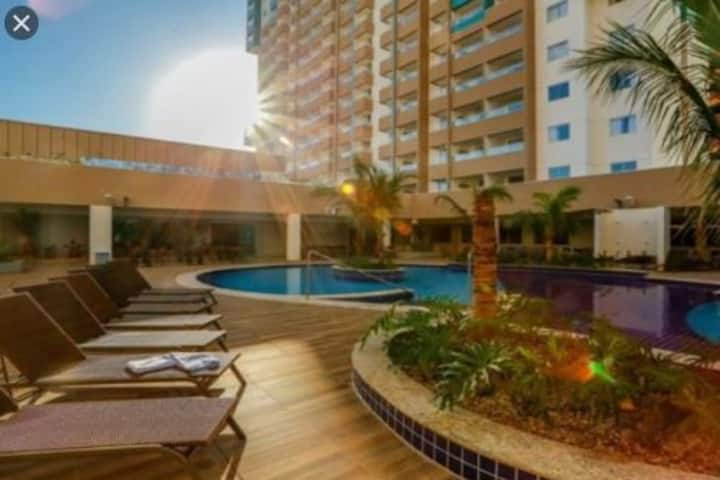 Alugo apartamento Enjoy Olímpia Park Resort