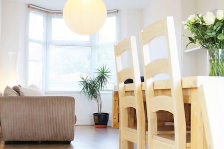 Clean and cosy En Suite Double Room - Royal Leamington Spa - Haus
